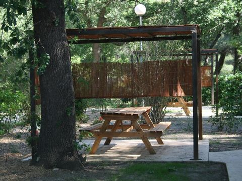 MOBILHOME 6 personnes - CONFORT 2 Chambres (Terrasse Pergola)