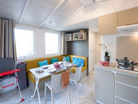 MOBILHOME 6 personnes - Cottage, 3 chambres