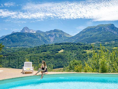 Camping Le Champ Long - Camping Isere - Image N°2