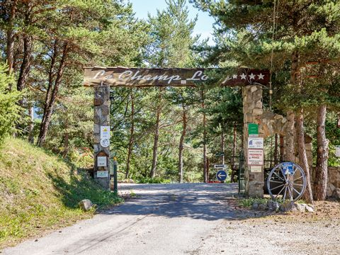 Camping Le Champ Long - Camping Isere - Image N°16