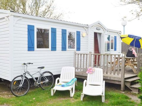 MOBILHOME 6 personnes - GRAND CONFORT 3 Chambres