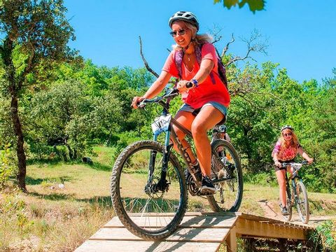 Camping Domaine de Chaussy - Camping Ardeche - Image N°34