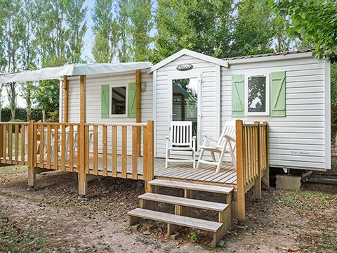 MOBILHOME 6 personnes - COSY 2 chambres I62C