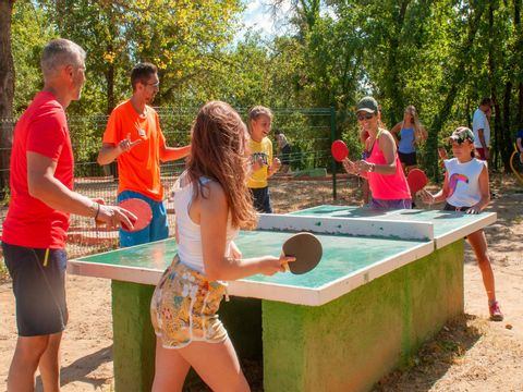 Camping Domaine de Chaussy - Camping Ardeche - Image N°14