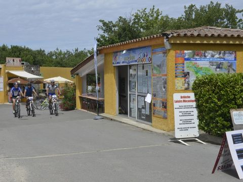 Camping Domaine de Chaussy - Camping Ardeche - Image N°12