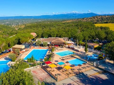 Camping Domaine de Chaussy - Camping Ardeche