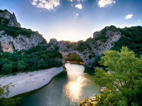 Camping Domaine de Chaussy - Camping Ardeche - Image N°30