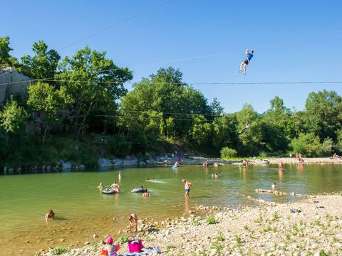Camping Domaine de Chaussy - Camping Ardeche - Image N°10