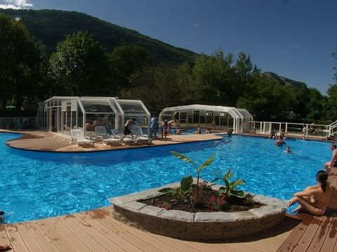 Camping Les Fontaines - Camping Haute-Savoie