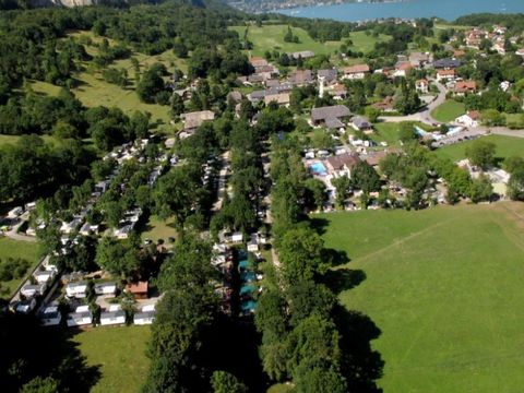 Camping Les Fontaines - Camping Haute-Savoie - Image N°12