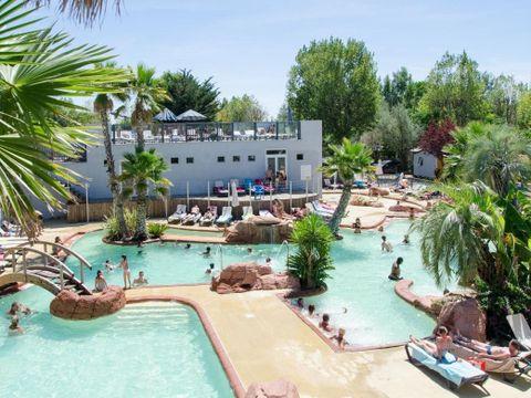 Camping l'Oasis Palavasienne - Camping Paradis  - Camping Herault