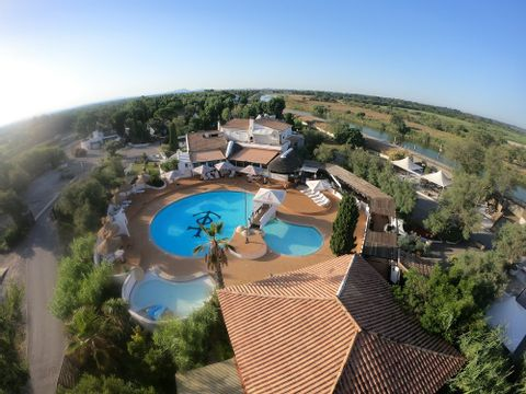Camping Le Camarguais - Camping Herault - Image N°4