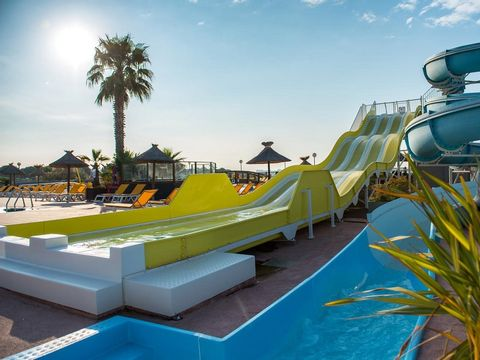 Camping Siblu Le Lac des Rêves - Funpass inclus - Camping Herault - Image N°2