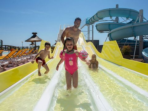 Camping Siblu Le Lac des Rêves - Funpass inclus - Camping Herault - Image N°3