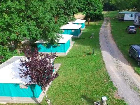 Camping Le Cheylard  - Camping Ardeche - Image N°2