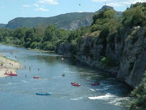 Camping Saint Amand - Camping Ardeche - Image N°13