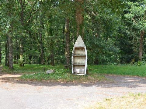 Camping du Lac Pont à l'Age - Camping Haute-Vienne - Image N°5