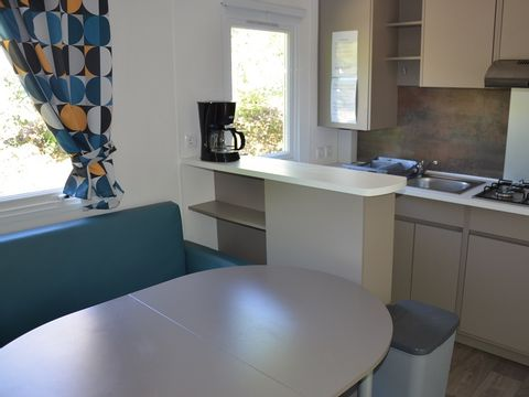MOBILHOME 8 personnes - MOBILHOME 6/8, Confort, 3 chambres