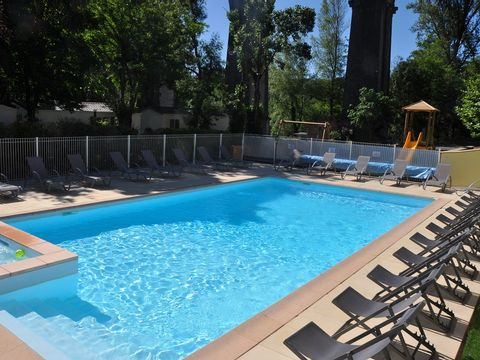Camping les Rives d'Auzon - Camping Ardeche - Image N°2