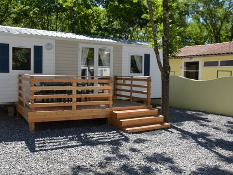 MOBILHOME 5 personnes - Confort +  2 chambres