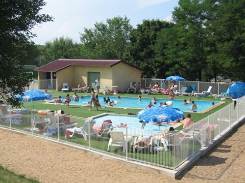 Camping Le Grand Cerf - Camping Drome - Image N°3
