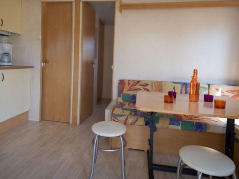 MOBILHOME 4 personnes - Méditerranée, 2 chambres
