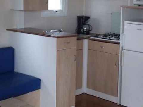 MOBILHOME 4 personnes - Cottage avec TV 4 Pers. (CTV4)