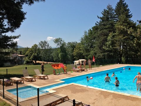 Camping Le Grand Bois - Camping Drome - Image N°2