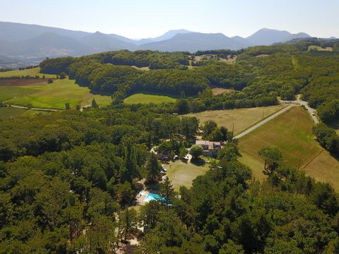 Camping Le Grand Bois - Camping Drome - Image N°13