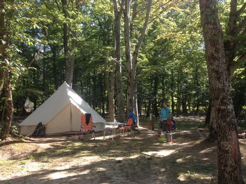 Camping Le Grand Bois - Camping Drome - Image N°7