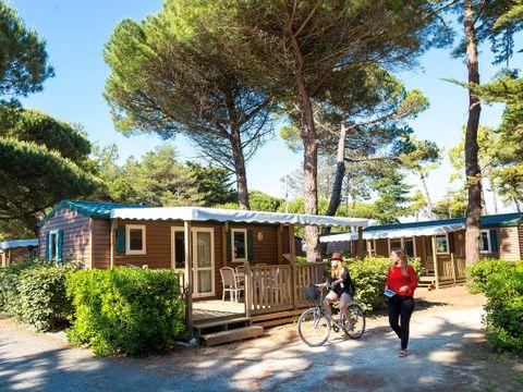 Domaine Résidentiel de Plein Air Tamarins Plage - Camping Charente-Maritime - Image N°6