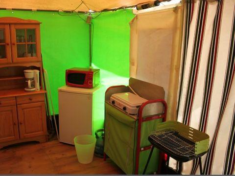BUNGALOW TOILÉ 4 personnes - Trigano, Sans sanitaires