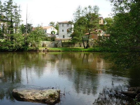 Camping Le Pont d'Allagnon - Camping Haute-Loire - Image N°12