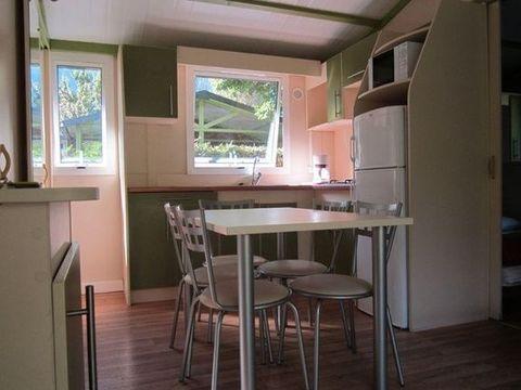 CHALET 6 personnes -  Espace Classic, 3 chambres
