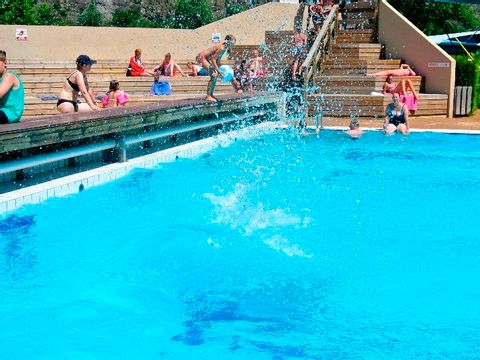 Camping Le Colporteur - Camping Isere