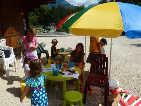 Isère  Camping Le Colporteur - Camping Isère - Afbeelding N°8