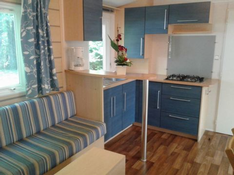 MOBILHOME 7 personnes - 3 chambres