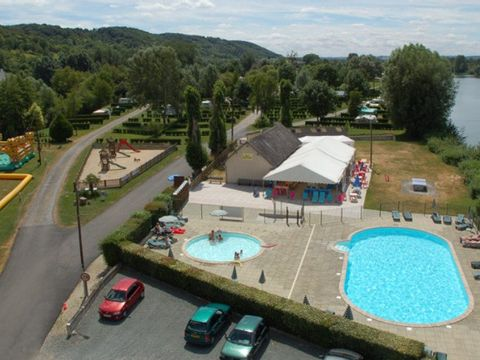 Eure  Camping Ile Des Trois Rois - Camping Eure - Afbeelding N°12
