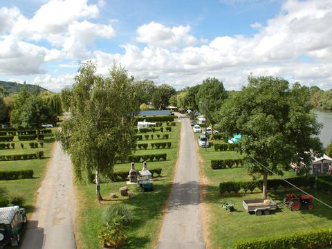 Eure  Camping Ile Des Trois Rois - Camping Eure - Afbeelding N°10