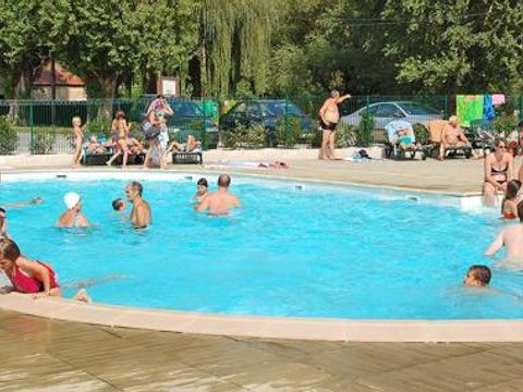 Eure  Camping Ile Des Trois Rois - Camping Eure - Afbeelding N°4