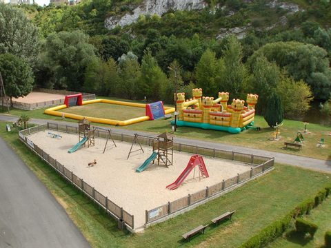Eure  Camping Ile Des Trois Rois - Camping Eure - Afbeelding N°6