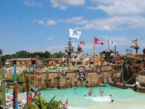 Village-club Les Sables d'Or - Camping Herault - Image N°3