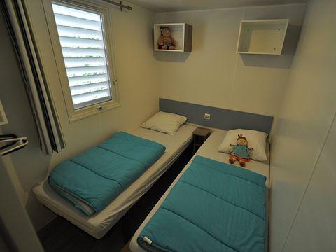 MOBILHOME 6 personnes - Cottage Confort 3 Chambres - arrivée dimanche