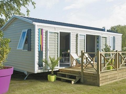 MOBILHOME 6 personnes - 2 Chambres 4/6 Places