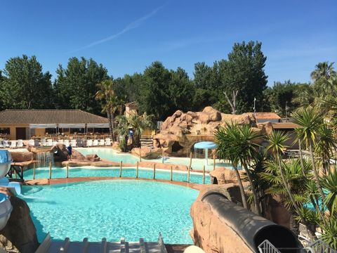 Village-club Les Sables d'Or - Camping Herault - Image N°2