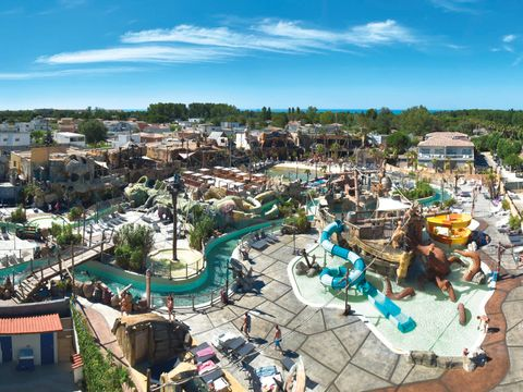 Village-club Les Sables d'Or - Camping Herault