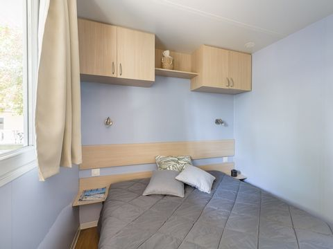 MOBILHOME 4 personnes - Classique 2 chambres (H4P2)