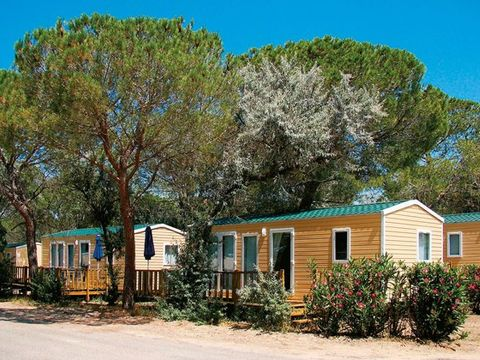 MOBILHOME 8 personnes
