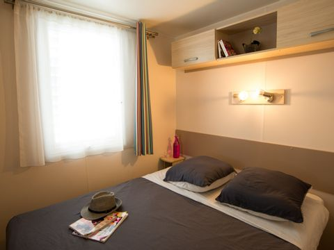 MOBILHOME 6 personnes - LE GRAND MEDITTERANEE