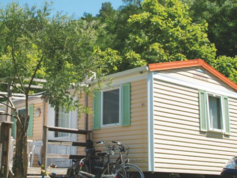 MOBILHOME 4 personnes - RESIDENCE